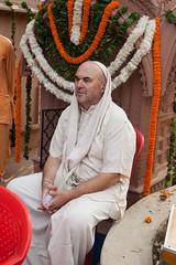 IMG_5413 (iskconmonk) Tags: festival prabhupada swami kartik prabhu brahmananda vrindavan iskcon swamiji sanyasi goshala iskconvrindavan