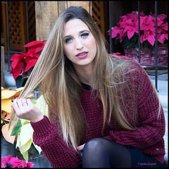 (2195) Andrea Murcia (QuimG) Tags: portrait retrato olympus retrat specialtouch quimg quimgranell joaquimgranell afcastell obresdart