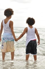 Brotherhood (katlynheverly) Tags: ocean family wild cute love beach nature boys kids happy movement funny raw photoshoot natural florida brothers adorable nostalgia goofballs organic excitement delray loyalty delraybeach climbingtrees
