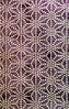 Yuzen washi 209 (tengds) Tags: handmadepaper japanesepaper yuzenwashi washi chiyogami starpattern purple white dots tengds