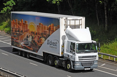 DAF - Bidvest Foodservice  SN63 RDY (john_mullin Thanks for 12 million views) Tags: scotland scottish british uk truck trucks trucking lorry lorries hgv commercials transport vehicle vehicles goods distribution freight haulage supply delivery logistics broxden perth perthshire