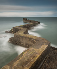 Zig Zag (Photo Lab by Ross Farnham) Tags: st monans fife nikon d800 wide angle lee filters