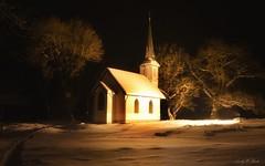 Silence (AndyW Harz) Tags: kirche harz deutschland germany church elend nacht night