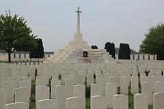 Tyne Cot Cemetery, Belgium (1)