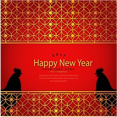 free vector Happy Chinese New Year 2017 Background (cgvector) Tags: 2017 animal art background banner bird card celebration character chicken chinese concept coupon cover design discount drawing ethnicity fashion gold graphic greeting happy holiday horoscope illustration market new offer poster price red rooster sale shopping sign special sticker style symbol template traditional trendy tribal vector web year zodiac newyear happynewyear winter party chinesenewyear wallpaper color event happyholidays china winterbackground