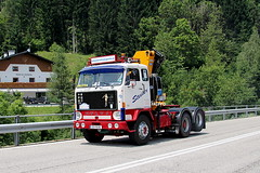 Volvo F89 (Falippo) Tags: autocarro camion truck lorry lkw historictruck oldtruck camionstoricinordest meeting truckmeeting volvof89 volvo f89