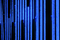 Light Sculpture Patterns (Sam Wagner Photography) Tags: abstract close up pattern compression light sculpture signage mwmo mississippi watershed management organization