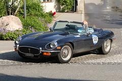 Jaguar E-Type Series 3 OTS (1973) (Roger Wasley) Tags: jaguar etype series 3 ots 1973 arlberg classic car rally 2016 lech austrian alps austria alpine europe