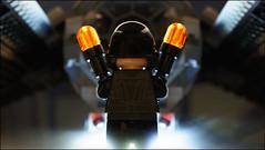 Ground Control #LEGO #STARWARS #ROGUEONE (Alan Rappa) Tags: afol empirestrikesback fighter lego legobricks legominifigures legophotography minifigs minifigures rogueone ship sonya6300 starwars tiefighter tiestriker tweetme