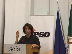 Teresa Morais em Seia