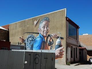 Brilliant Mural
