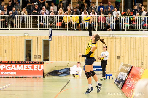"3. Heimspiel vs. Volleyball-Team Hamburg • <a style=""font-size:0.8em;"" href=""http://www.flickr.com/photos/88608964@N07/32436890180/"" target=""_blank"">View on Flickr</a>"
