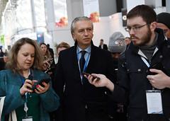 ѕервый день работы –оссийского инвестиционного форума