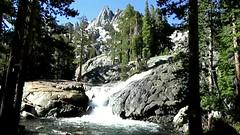 Shadow Creek - John Muir Trail (Bruce Lemons) Tags: johnmuirtrail california anseladamswilderness sierra sierranevada mountains hike backpacking hiking wilderness jmt shadowcreek volcanicridge edizalake waterfalls creek