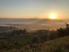 Miles Away Beautiful Nature Sunshine Morning Yunlai Pai Maehongson Thailand (Iamacherry) Tags: milesaway beautifulnature sunshine morning yunlai pai maehongson thailand