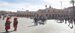Plaza de Jamaa el Fna (hector =D) Tags: marrakech plaza de jamaa el fna africa marruecos city bereber tradición tradition