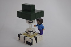 Minecraft - Getting Wood (TheRoyalBrick) Tags: minecraft vignette foitsop