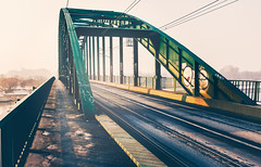 Structure (Master Iksi) Tags: bridge structure construction canon700d beograd belgrade srbija serbia day green road traffic