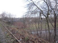 DSCN5202 (TajemniczaIstota761) Tags: abandoned railway viaduct wiadukt kolejowy