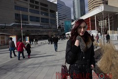 IMG_8011 (Henrybailliebro) Tags: paulina melancolia cosplay blue toronto cn tower rogers center exposure aperature aperture iso blur backround day background photography person woman red hair coat winter to ontario canada people portrait portraiture outdoors cold outside aquarium ripleys downtown city canadian eh
