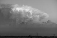 2016KW_LN_Thunderhead on Noco.jpg (kevinwenning) Tags: thunderhead kevinwenning storm colorado black clouds blackandwhite intentionallylost white