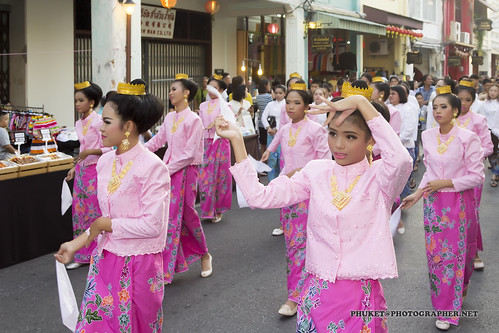 People of Old Phuket Festival. 2-4 February, 2017