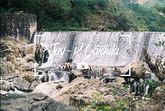 Facade de Wawa (Jay-R Gatdula (CA2B)) Tags: sunny trees tropical water dam wawa rizal tanay philippines falls nature rocks province indigenous