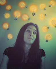lost in ideas (AlinaMariaS) Tags: childlike red