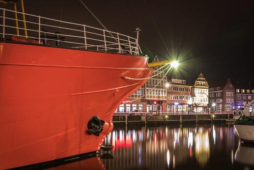 Feuerschiff Deutsche Bucht Emden