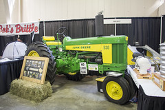 Agriculture Building (Missouri Agriculture) Tags: tractor state statefair fair equipment machinery missouri agriculture farmequipment 2015 greenandyellow missouristatefair moag mostatefair missourifair missouristatefair2015 missouriag moagriculture missouriagriculture