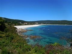 Finisterre (Irene Grassi (sun sand & sea)) Tags: sea espaa beach spain mare camino galicia spiaggia caminodesantiago spagna oceano atlantico finisterre fisterra cammino galizia oceanoatlantico camminodisantiago