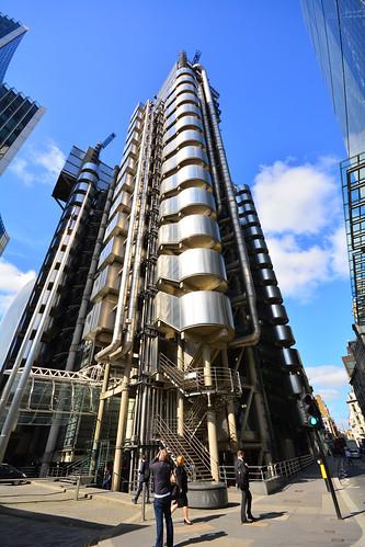 The Lloyds Building, London 26-5-2015