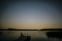 stars (hnrk hlndr) Tags: longexposure summer sky suomi finland stars heaven sysmä petsamo