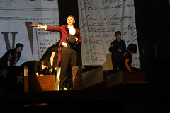 "Dylan Carlyle (Charles Guiteau) assassinates President James Garfield • <a style=""font-size:0.8em;"" href=""http://www.flickr.com/photos/84092708@N05/20934501070/"" target=""_blank"">View on Flickr</a>"