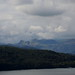 Langdale Pikes from Bowness on Windermere