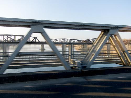 Brücken über die Oder