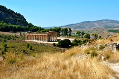 Greek temple in Segesta (frusso1994) Tags: trip temple italia sicily sicilia segesta greektemple storia tempiogreco ilbelpaese