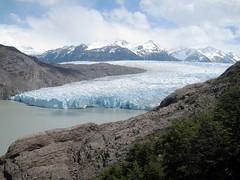 Glaciar Grey in Parque Nacional Torres del Paine, Chile. Photo by Miguel Vieira