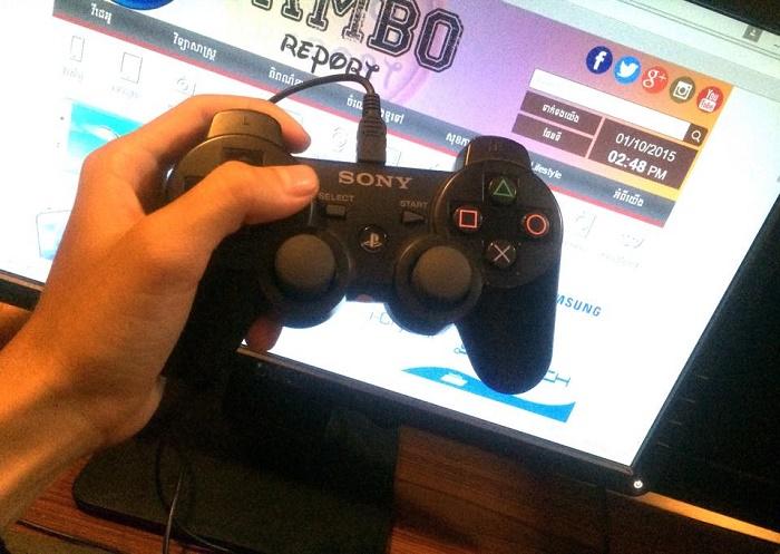 វិធីសាស្ត្រក្នុងការ ភ្ជាប់ដៃហ្គេម PS3 ទៅកាន់កុំព្យូទ័រ ដើម្បីលេងហ្គេមផ្សេងៗ