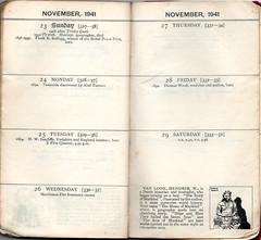 Week 48 23rd - 29th November 1941 (richardmlevett) Tags: hurricane jerry malta b17 naples sicily blenheim convoy beaufort 1941 raf wimpy iti sliema valletta valetta airraid whitley luqa hmsnaiad wardiary takali siegeofmalta