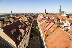 Bautzen (OnkelKrischan) Tags: germany deutschland kirche himmel haus sachsen stadt altstadt huser bautzen reichenturm