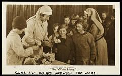 The White Horse Centre, c. 1925.