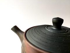 tetera japonesa tokoname (Tetere Barcelona) Tags: teapot teashop tokoname japaneseteapot tetera kyusu teaart tetere teapotart potteryteapot teteriabarcelona chahu teterajaponesa teteraceramica tiendatebarcelona