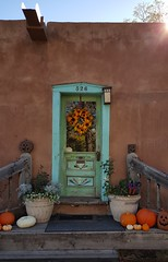 Halloween in Santa Fe
