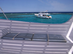 Red Sea (denismartin) Tags: blue sea boat redsea egypt seashore hurghada egypte wste  redseamountains porphyry  merrouge     gebelqattar denismartin    abudukhan easterndesertofegypt