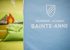 Inauguration de l'Académie