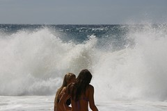 (Natalie.Watson) Tags: white beach hawaii wave wash crashingwave