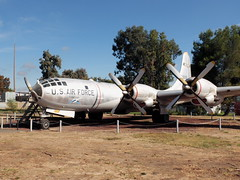 2015-10-castle-air-museum-mjl-01 (Mike Legeros) Tags: california ca airplane fighter military atwater airforce peacemaker bomber usaf b52 b36 castleair