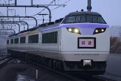 DSC9060 (nEUROn FL) Tags: train tokyo railway jr m51 jnr  jr irodori 485