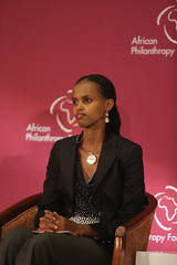 Patricie Uwase, Transport Technical Advisor, Ministry of Infrastructure, Republic of Rwanda